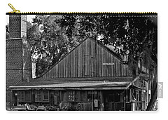 Carry-all Pouch featuring the photograph Old Spanish Sugar Mill by DigiArt Diaries by Vicky B Fuller