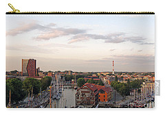 Old Town Klaipeda. Lithuania. Carry-all Pouch