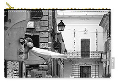 Carry-all Pouch featuring the photograph Old Town by Pedro Cardona