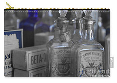 Carry-all Pouch featuring the photograph Old West 13 by Deniece Platt