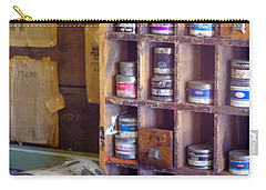 Carry-all Pouch featuring the photograph Old West 6 by Deniece Platt