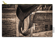 Old West Carry-all Pouch by Doug Long