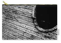 Old Wooden Boat Carry-all Pouch by Andy Prendy