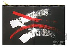 Omoide Wa Nai  Anata Wa Carry-all Pouch by Roberto Prusso