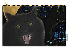 One Dark Halloween Night Carry-all Pouch