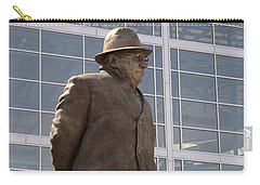 Carry-all Pouch featuring the photograph One Of The Greatest by Kay Novy