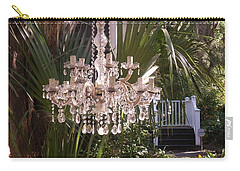 Only In Beaufort Carry-all Pouch by Patricia Greer