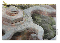 Carry-all Pouch featuring the photograph Open Or Close by Tiffany Erdman