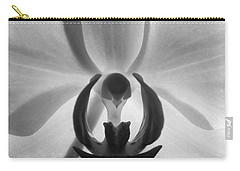 Orchid Heart Carry-all Pouch by Kume Bryant