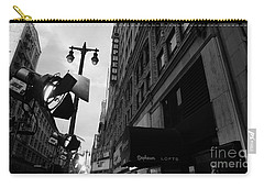 Carry-all Pouch featuring the photograph Orpheum Theater by Nina Prommer