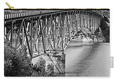 Over The River Carry-all Pouch