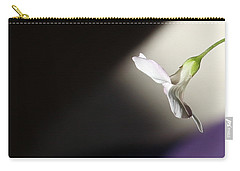 Oxalis Bloom Carry-all Pouch by Kume Bryant