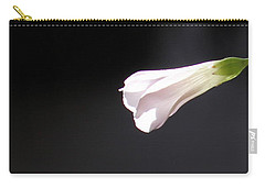 Oxalis Bud Carry-all Pouch by Kume Bryant
