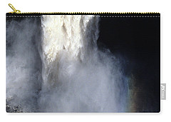 Palouse Falls Carry-all Pouch by Sharon Elliott