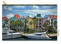 Carry-all Pouch featuring the photograph Paradise Island Style by Steven Sparks