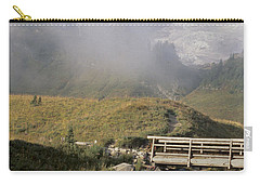 Paradise Valley Carry-all Pouch by Sharon Elliott