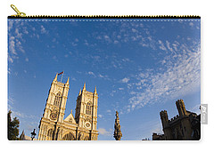 Parliment And Clouds Carry-all Pouch