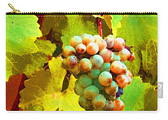 Paschke Grapes Carry-all Pouch
