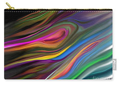 Carry-all Pouch featuring the painting Passion by Rand Herron