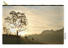 Pasture Sunrise Carry-all Pouch