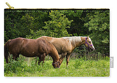 Pasture Time Carry-all Pouch by Doug Long