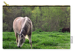 Peaceful Pasture Carry-all Pouch by Lydia Holly