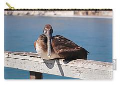 Pelican Taking A Break Carry-all Pouch