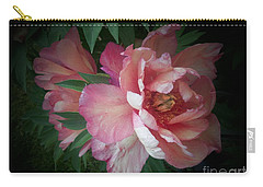Peonies No. 8 Carry-all Pouch