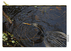 Perfect Catch Carry-all Pouch by David Lee Thompson