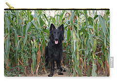 Phoenix In The Cornfield Carry-all Pouch