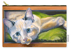 Picture Purrfect Carry-all Pouch