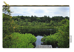 Pine Hole Pond Carry-all Pouch