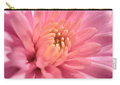 Pink Bloom Carry-all Pouch by Chriss Pagani