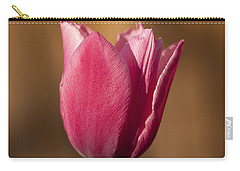 Carry-all Pouch featuring the photograph Pink by Eunice Gibb