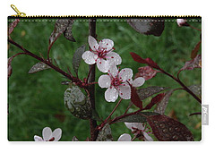 Pink Pin Cherry Carry-all Pouch