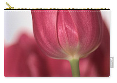 Pink Tullips Carry-all Pouch