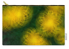 Pirouetting Dandelions Carry-all Pouch