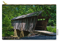 Pisgah Covered Bridge Carry-all Pouch
