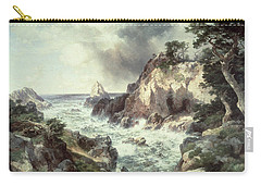 Point Lobos At Monterey In California Carry-all Pouch