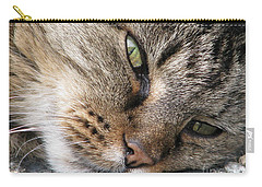 Carry-all Pouch featuring the photograph Pondering by Rory Sagner