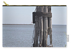 Carry-all Pouch featuring the photograph Port Of Rochester by William Norton