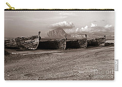 Old Port Of Trapani Carry-all Pouch