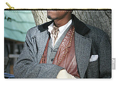 Portrait Of Kurupt Carry-all Pouch