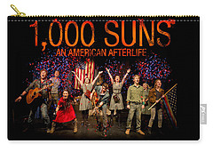 Poster For 1000 Suns - An American Afterlife Carry-all Pouch