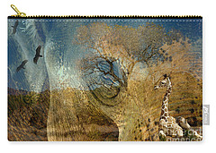 Carry-all Pouch featuring the photograph Preservation by Vicki Pelham