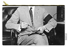 President Calvin Coolidge Carry-all Pouch