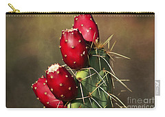 Prickley Pear Fruit Carry-all Pouch
