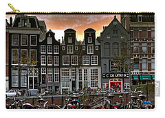 Prinsengracht 458. Amsterdam Carry-all Pouch
