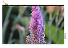 Purple Spear Carry-all Pouch
