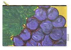 Purplest Purple Carry-all Pouch